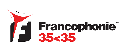 Logo Prix Francophonie 35 35