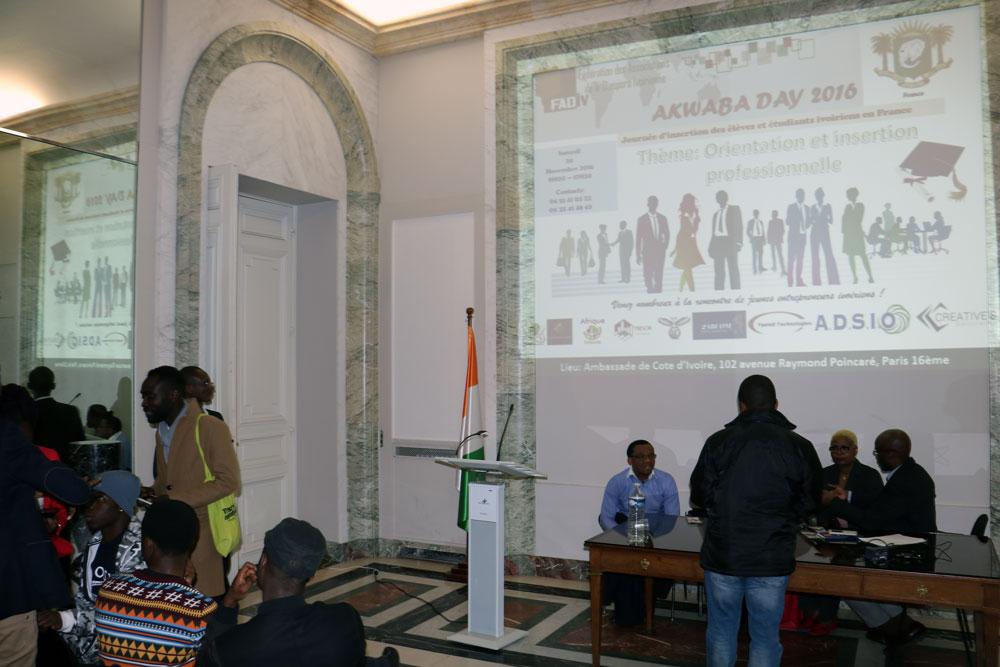 Akwaba Day FADIV ambassade Côte d'Ivoire