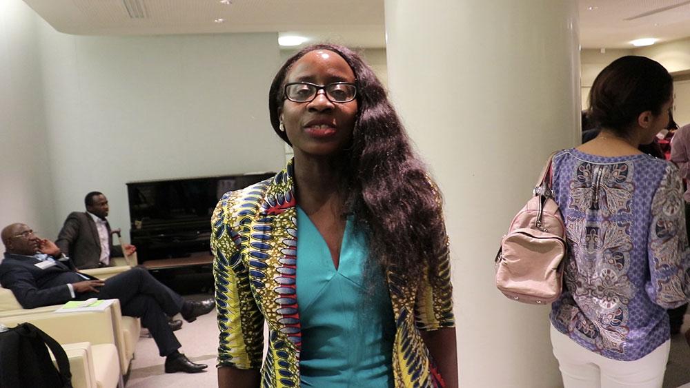Pamela Meuleye, Leader en Elle