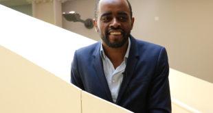 Ammin Youssouf, co-fondateur Afrobytes