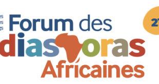 Visuel Forum des diasporas africaines 2019